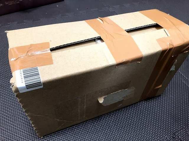 1巻~22巻メルカリ発送前の段ボール箱