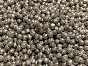 マグネシウムの粒